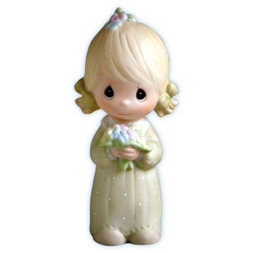 Precious Moments Wedding Bridesmaid Figurine