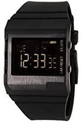 Diesel Men's DZ7150 Black Silicone Watch