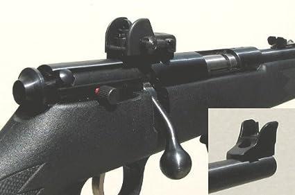 Amazon com : Tech Sights Aperture Sight for Savage Mark II