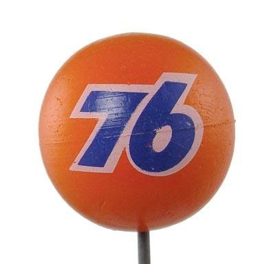 Original Unocal 76 Ball Antenna Topper - Discontinued - Complete your collections now!