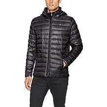 Calvin Klein mens Packable Down Hoody Jacket