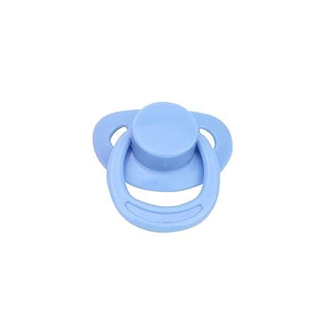 DOGZI 1pcs/Set Chupete Chupete para muñecas renacidas con Accesorios magnéticos internos