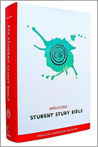 Student Study Bible: English Standard Version (ESV