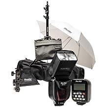 Phottix PH80378 Mitros+ & Odin Scott Kelby Kit for Nikon (Black)