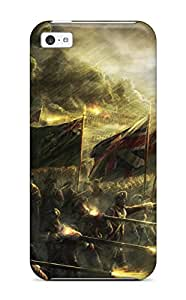sandra hedges Stern's Shop Fashionable Iphone 5c Case Cover For Empire Total War 6 Protective Case 3782900K45623080