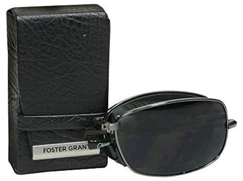 d616430228 Foster Grant Mens Polarized Folding Sunglasses