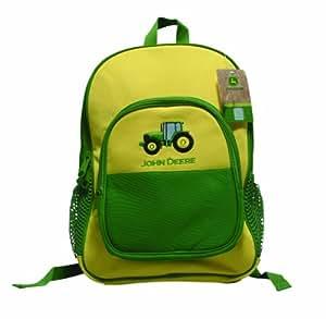 John Deere by Scene Weaver Yellow and Green Backpack