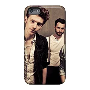 Apple Iphone 6s Plus OyD640cqAG Customized HD The All-American Rejects Band Image Shock Absorption Hard Phone Cover -CalvinDoucet