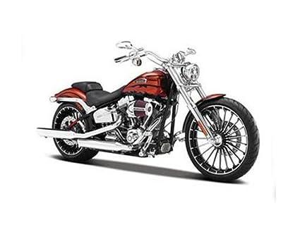 Buy maisto 2014 harley davidson cvo breakout die cast motorcycle maisto 2014 harley davidson cvo breakout die cast motorcycle fandeluxe Choice Image