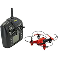 Tenergy TDR Robin Pro WiFi FPV RC Quadcopter with 2MP 720P HD Camera and Live Streaming RTF