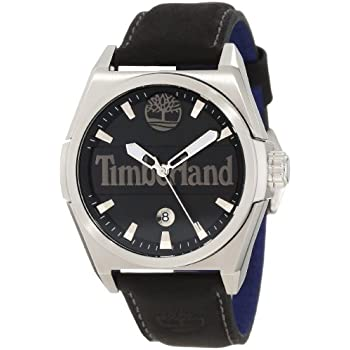 Timberland Mens 13329JS_02 Back Bay Analog 3 Hands Date Watch