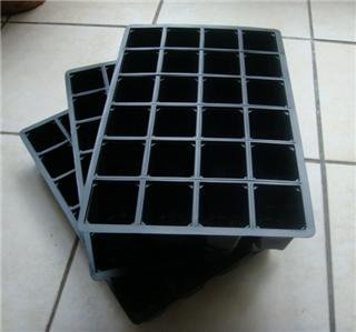 3 x 40-Cell Seed Tray Cavity Inserts