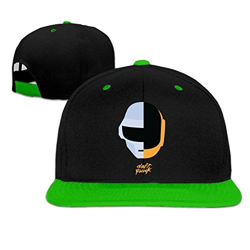 Baseball cap hip hop hat Daft Punk Logo cap (5 colors)