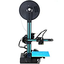 HICTOP Ender 3D Printer DIY Kit with Heated Hot Bed Build Plate, Includes TF card