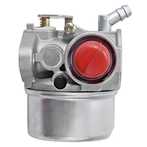 Anxingo Carburetor for Tecumseh 640017 640117 640135A 640004 640014 640025  640104 OH195XA OHH50 OHH55 OHH60 OHH65 5 5HP 6HP Pressure Washer Snow
