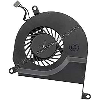 Odyson - Left Side CPU Fan Assembly Replacement for MacBook Pro 15