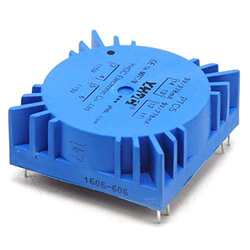 5VA Toroidal Voltage Transformers Audio Potting Transformer Dual 110V/115V/120V