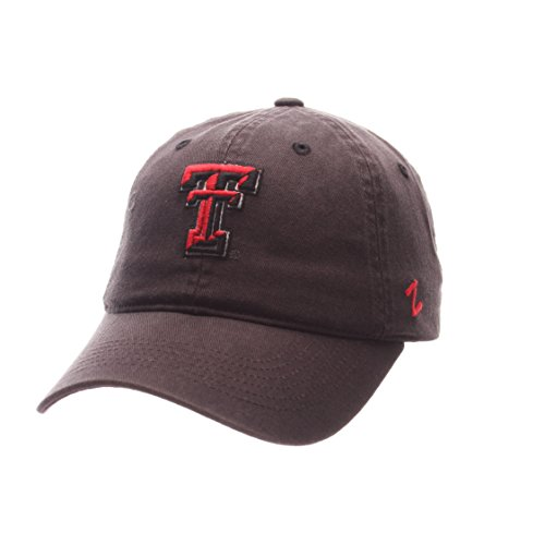 NCAA Texas Tech Red Raiders Men's Scholarship Relaxed Hat, Adjustable Size, Team Color