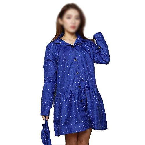 couleur Casual vent Adulte Dame Blau Imperméable Battercake Long Femelle Tourisme Extérieur Pédestre D'eau Coupe Randonnée Manteau Gris x6n6z1