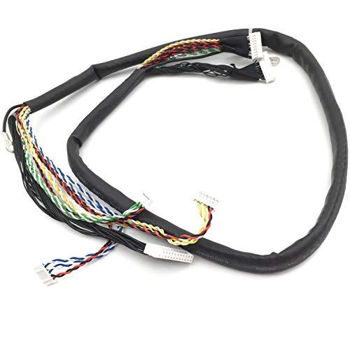 OKLILI Q7404-50007 ADF Cable Assy Harness for HP LaserJet Enterprise 500 MFP M525 M525dn M525f M525c M575 M575dn M575f M575c M521 M521dn by OKLILI