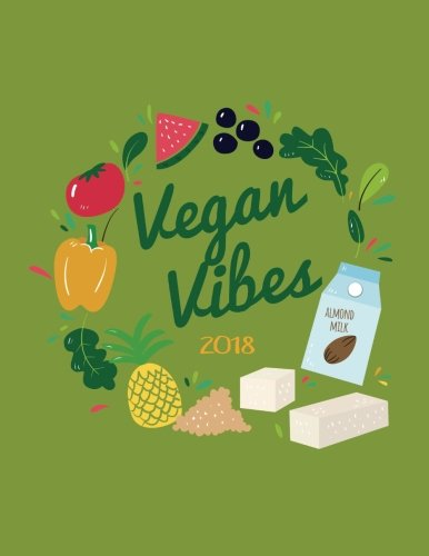vegan 2018 planner