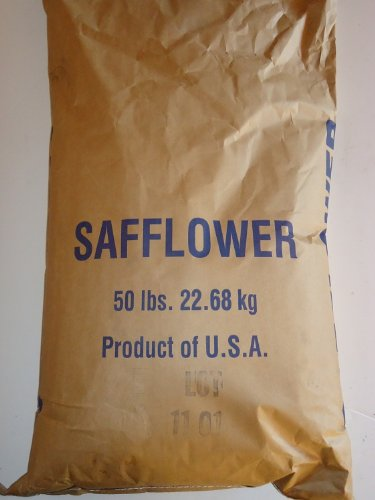 prdseed Safflower - 50 lb bag by prdseed