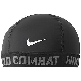f276291422f Nike Pro Combat Banded Skull Cap 2.0 - One  Amazon.co.uk  Clothing