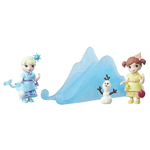Disney Frozen Sisters (Disney Frozen Little Kingdom Snow Sisters Set)