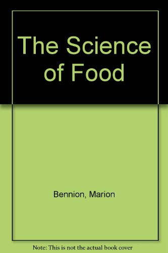 Download The Science Of Food Book Pdf Audio Id 86cyn0m