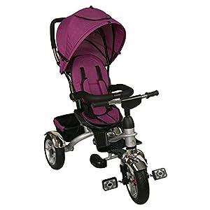 Airel Chariot Bébé | Poussette Évolutive | Poussette de Vélo pour Bébé | Poussette Bébé | Poussette Multiple pour…