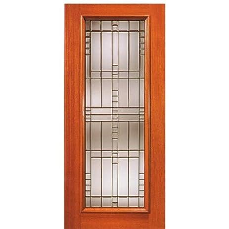 Mahogany Artistic Glass Door 860 Series - AAW Doors Inc.  sc 1 st  Amazon.com & Mahogany Artistic Glass Door 860 Series - AAW Doors Inc ... pezcame.com