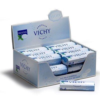Vichy Pastilles - Estuche para mentas (24 rollos de 0.88 oz ...