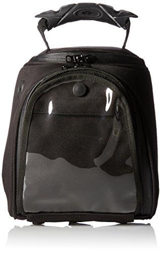 - Shaf International SH677 Black Small 1000D Nylon Magnetic Tank Bag