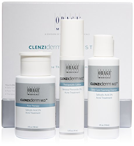 Obagi CLENZIderm M.D.  System, (3 Count)