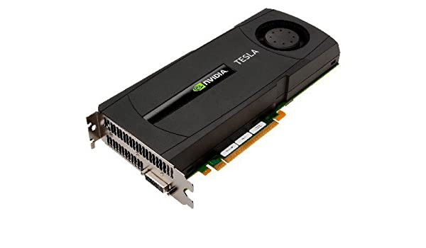 Nvidia Tesla C2075 PCIe 2.0 x16 Video Graphics Processor 6GB GDDR5