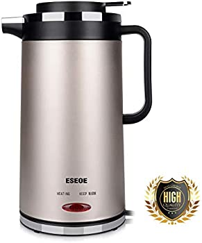 ESEOE 1.8L Stainless Steel Electric Kettle