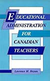 Educational Administration, Marber, 0773047506