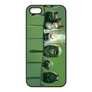 iPhone 5 5s Cell Phone Case Black Beam rats 3D LSO7789084