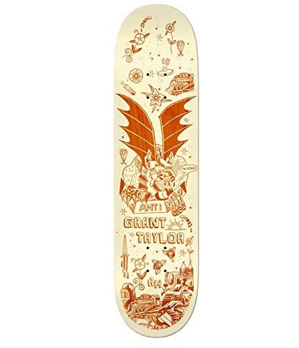 (Anti-Hero Taylor We Fly II Skateboard Deck - 8.75