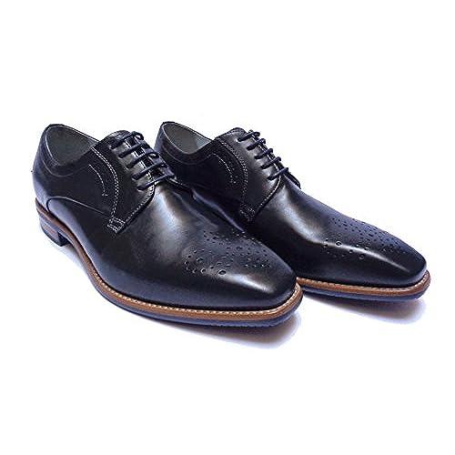 66982c785d318 Nero Giardini , Chaussures de ville à lacets pour homme bleu bleu 40 hot  sale