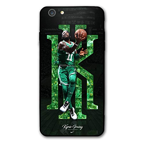 iPhone 6s Case,iPhone 6 Case,Basketball Fashion Protective Shockproof Anti-Scratch Soft Bumper Case (Boston Irving)
