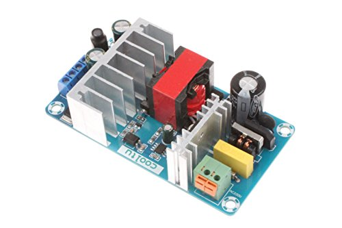 NOYITO AC/DC - DC Power Supply Module DC 12V 8A/5V 1A Dual Output AC 100-260V/DC 140-360V to 12V 5V 100W Industrial Power Module (Dual Output 12V 8A/5V 1A)