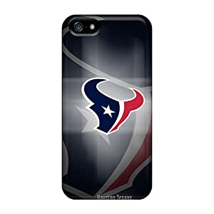 Sanp On Case Cover Protector For Iphone 5/5s (houston Texans)