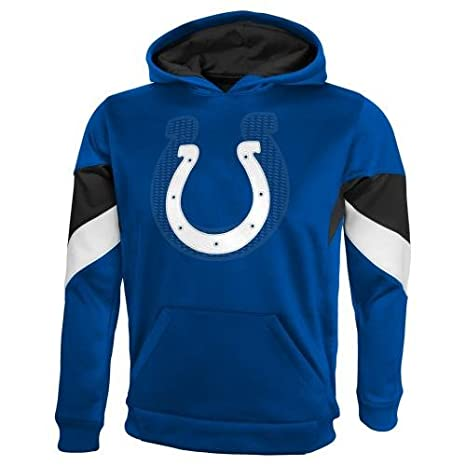 8c579c72 Amazon.com : Outerstuff Indianapolis Colts Youth NFL The Edge ...