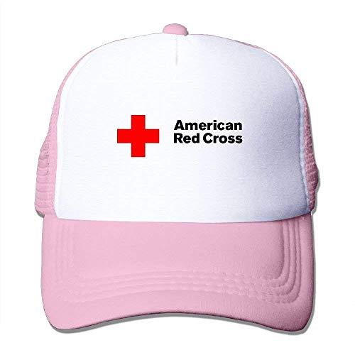 Sunshade Alabama (American Red Cross Unisex Mesh Hat Adult Baseball Caps Sunshade Hat Snapback Cap)