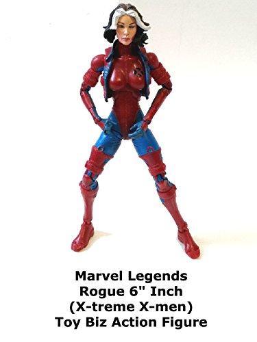 Review: Marvel Legends Rogue 6