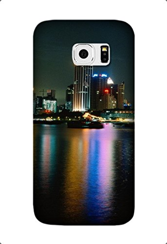 City TPU Cellphone Case Unique and Fashion Cover For Samsung Galaxy S6 Edge Design By [Laura Jordan]