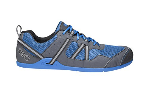 Xero Shoes Prio - Men's Minimalist Barefoot Trail and Road Running Shoe - Fitness, Athletic Zero Drop Sneaker - Imperial Blue by Xero Shoes (Image #1)