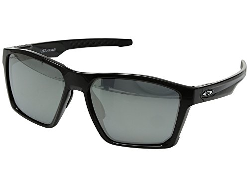Oakley Unisex Targetline Polished Black W/ Prizm Black Polarized One - Oakley Sunglasses Top 10