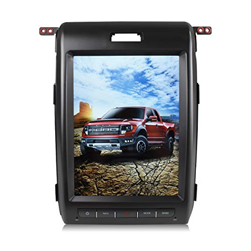 "Krandonet Android 6.0 12.1"" Vertical Screen car Radio GPS Navigation for Ford F150 F-150 2009-2014 Multimedia System KD-FV203-1+32G"